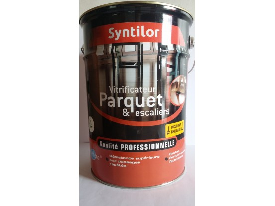 Vitrificateur Parquet & escalier Syntilor