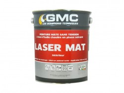 Peinture mate sans tension Laser Mat GMC