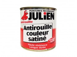 Antirouille couleur satiné Julien
