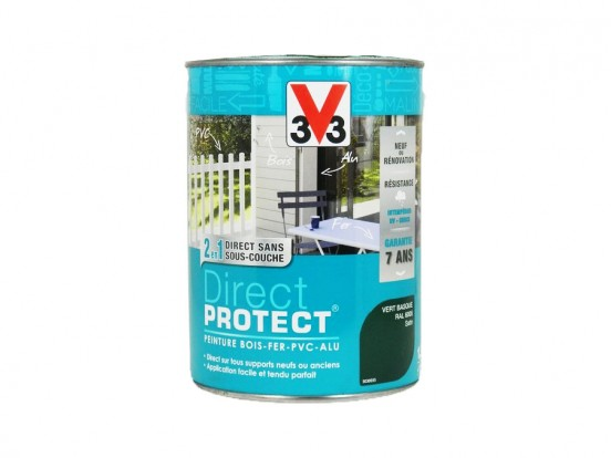 Direct Protect bois,fer,pvc,alu V33